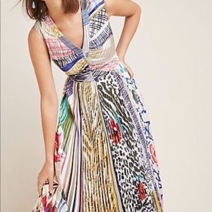 Anthropologie Geisha Designs Dress